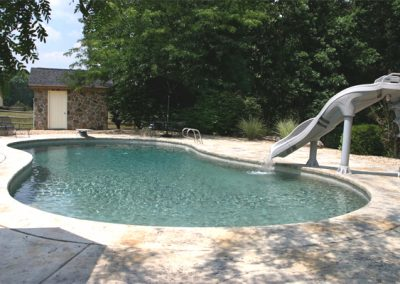 Gunite Premium Pools