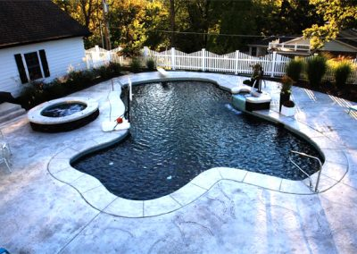 Gunite Residential Pool